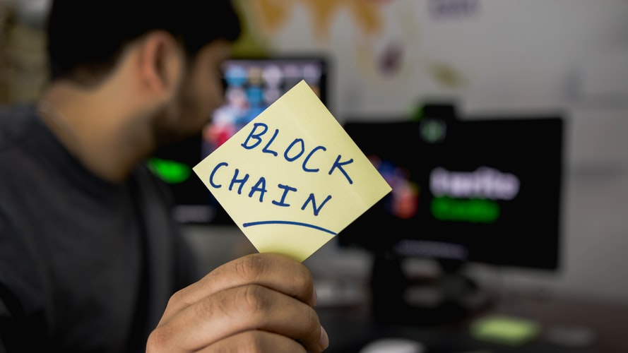 blockchain solves problems of developing countries