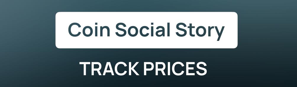Track crypto prices