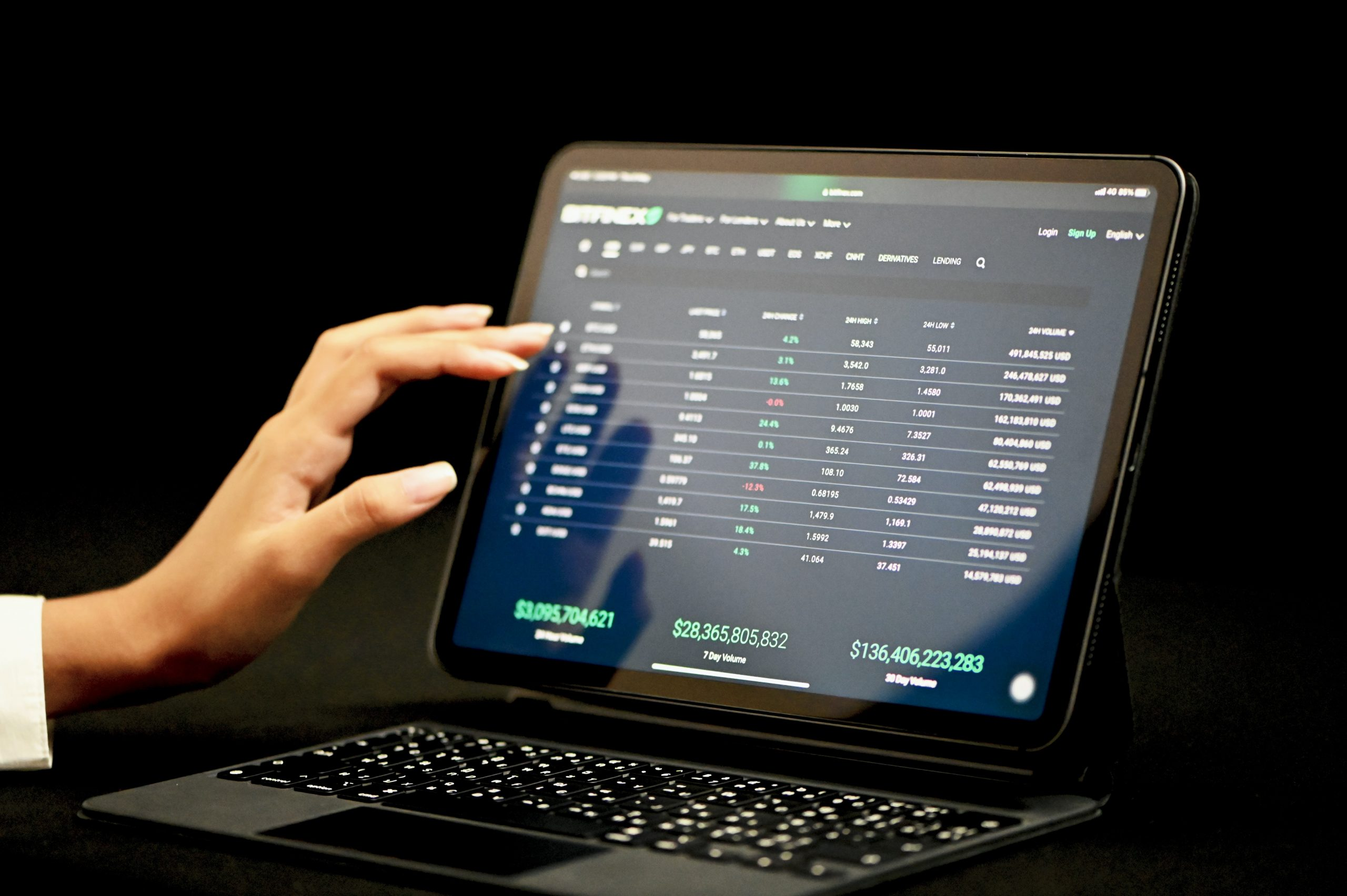 How do I Collect Crypto Metrics?