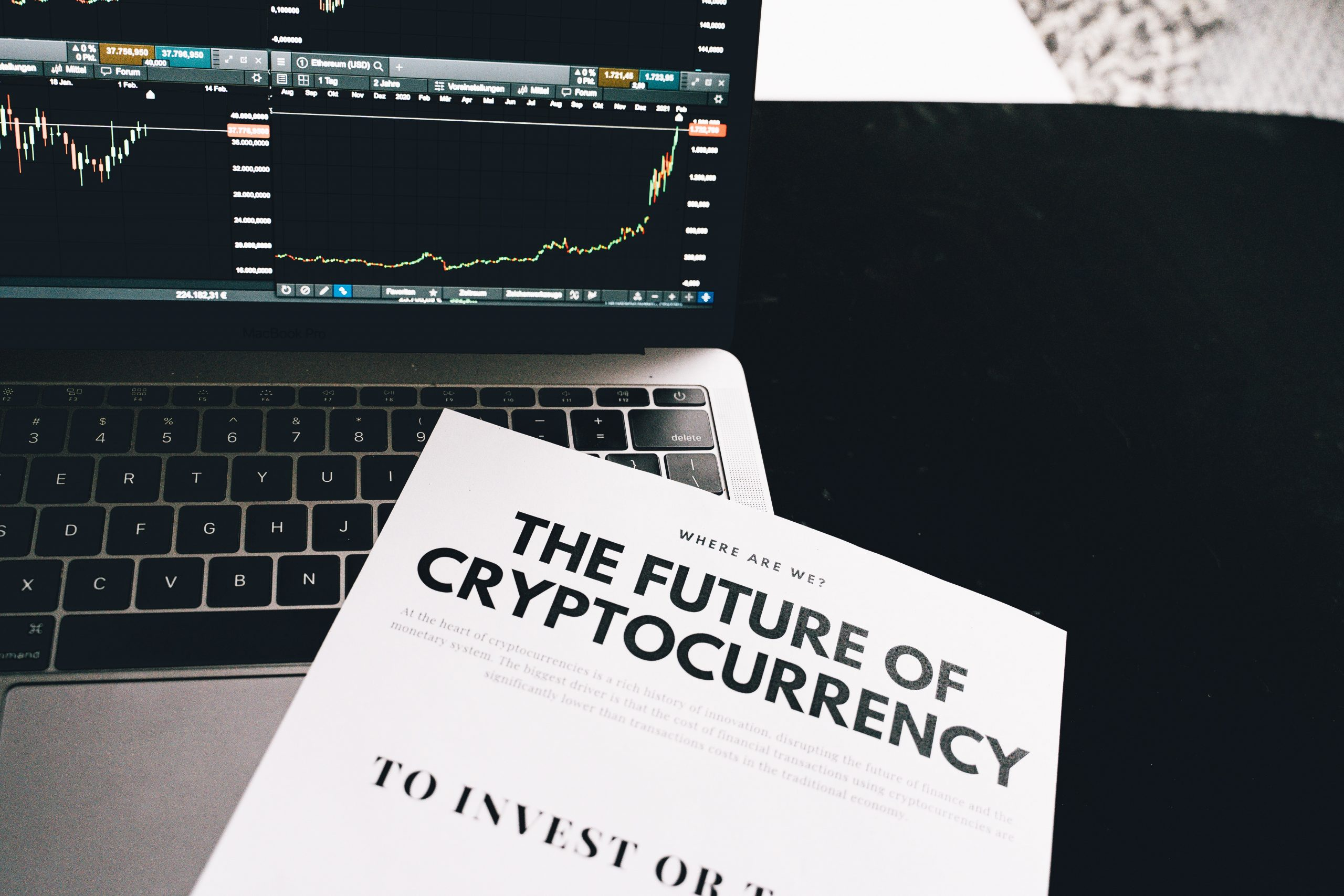 how to follow cryptocurrency trends easily
