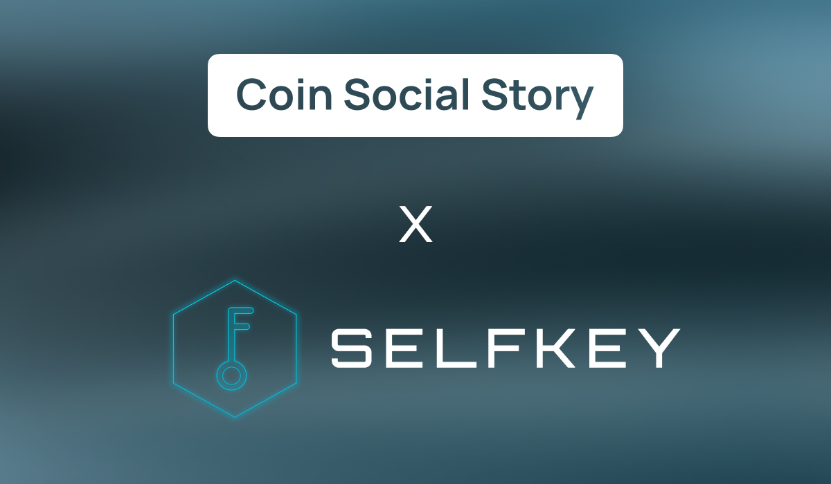 Track SelfKey price
